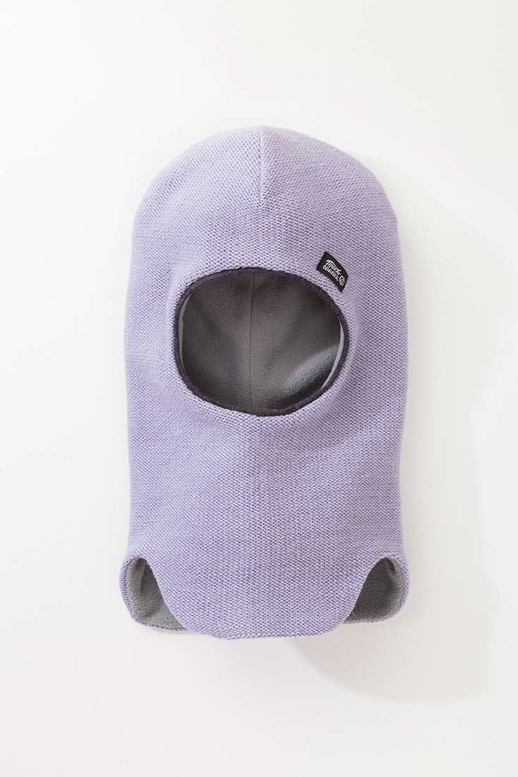 "Шапка-шлем ""Палермо"" сиреневый"