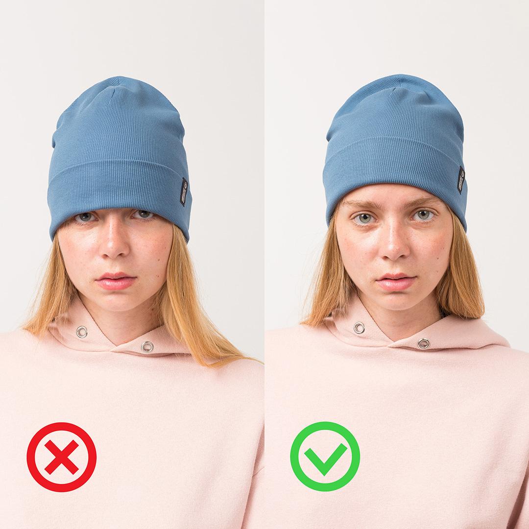 Как носить шапки?